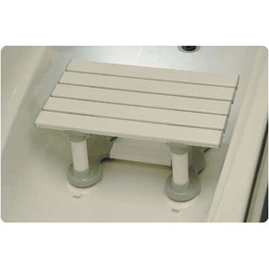 슬래트목욕의자/Savanah™ Slatted Bathseat/557460