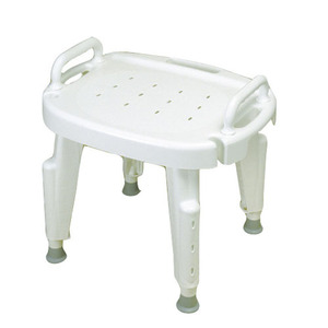 손잡이달린샤워조절시트/Adjustable Shower Seat with Arms/F727142020