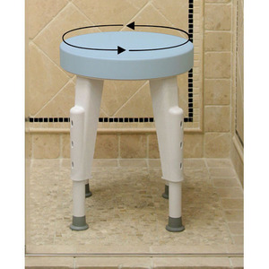 회전목욕의자/Rotating Shower Stool/F727152100